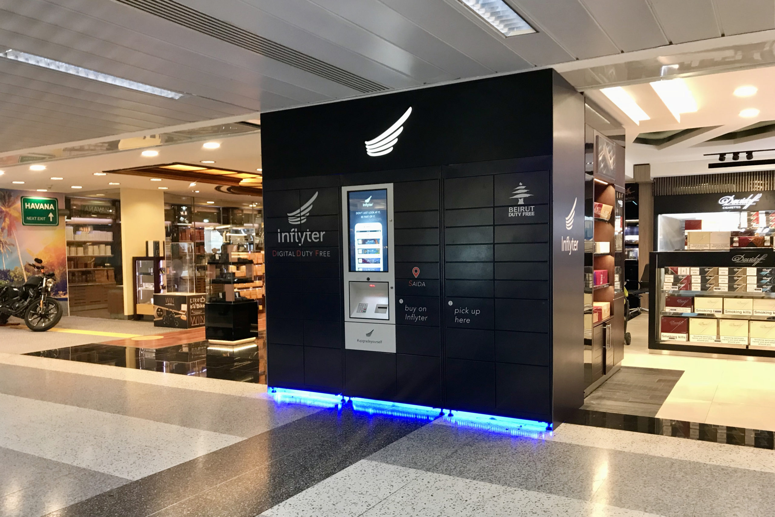 First partnership with ARI-Beirut Duty Free