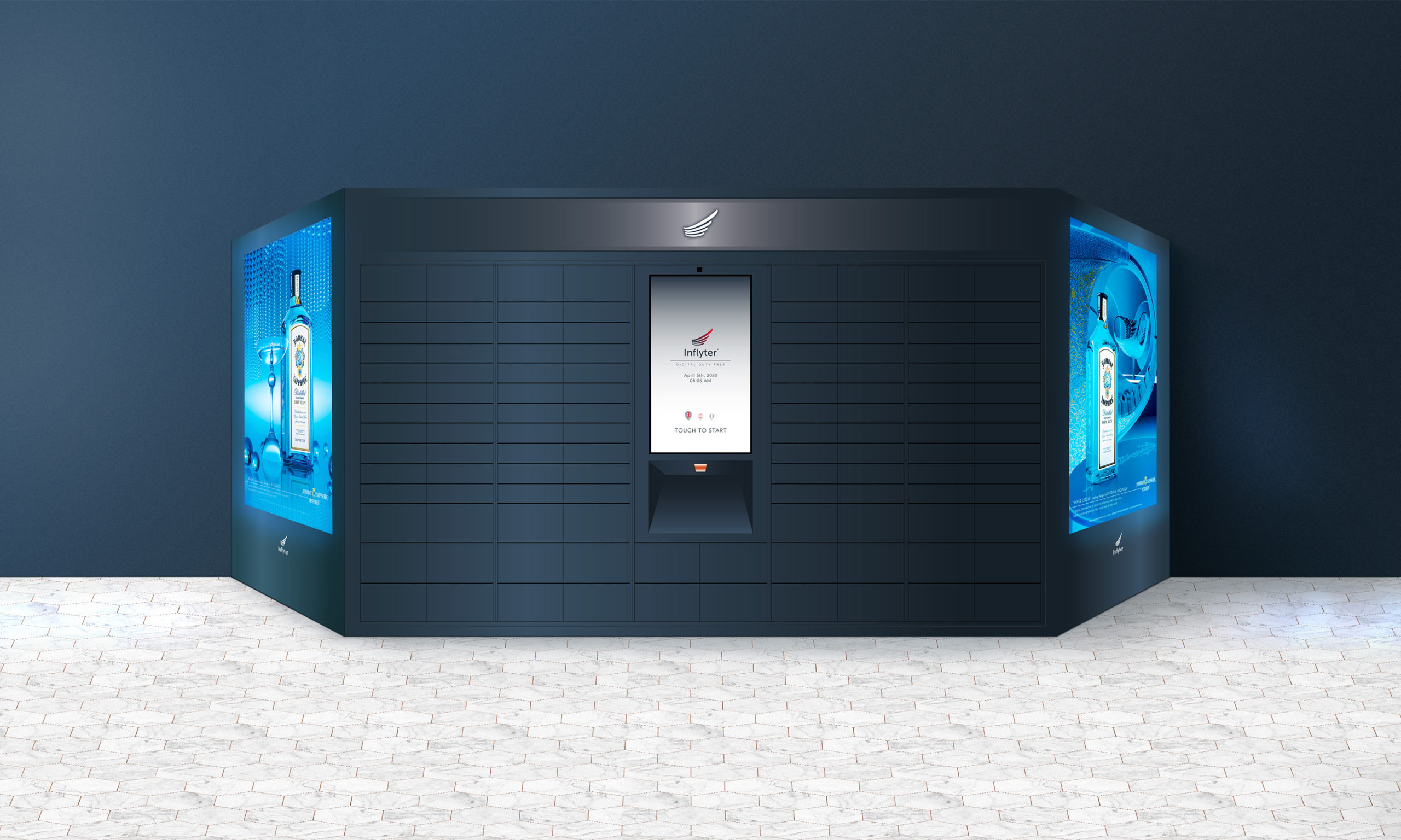 SmartLockers & Automated Retail
